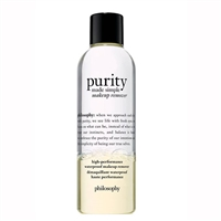 Philosophy Purity Made Simple High-Performance Waterproof Makeup Remover 3.4oz / 100ml