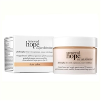 Philosophy Renewed Hope In A Jar Skin Tint SPF20 6 Almond 1oz / 30ml