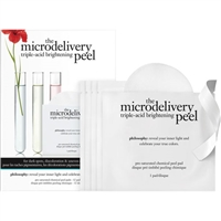 Philosophy The Microdelivery Triple-Acid Brightening Peel 12 Pads 0.08oz / 2.2ml
