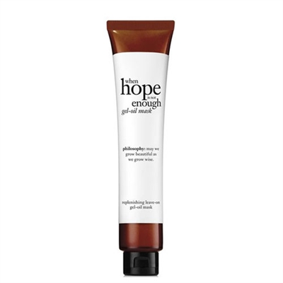 Philosophy When Hope Is Not Enough Gel-Oil Mask 2oz / 60ml