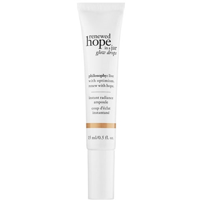 Philosophy Renewed Hope In A Jar Glow Drops 0.5oz / 15ml