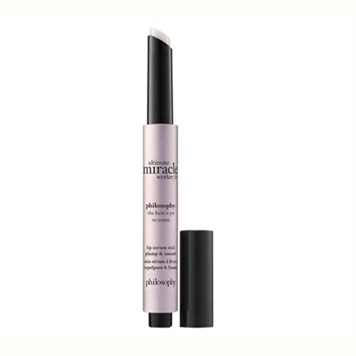 Philosophy Ultimate Miracle Worker Fix Lip Serum Stick 0.06oz / 1.8g