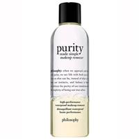 Philosophy Purity Made Simple High-Performance Waterproof Makeup Remover 6.6oz / 195ml