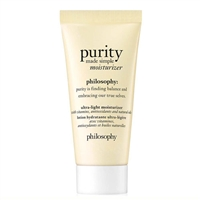 Philosophy Purity Made Simple Ultra-Light Moisturizer 0.5oz / 15ml