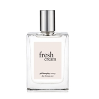 Philosophy Fresh Cream for Women 0.5oz Eau De Toilette Spray