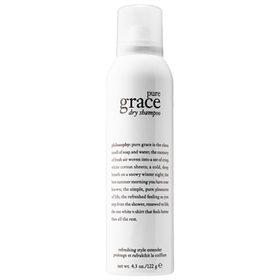 Philosophy Pure Grace Dry Shampoo 4.3oz / 122g