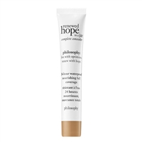 Philosophy Renewed Hope In A Jar Complete Concealer 6.5 Tan 0.34oz / 10ml