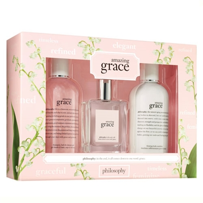 Philosophy Amazing Grace 3 Piece Set