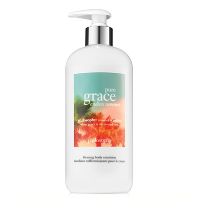 Philosophy Pure Grace Endless Summer Firming Body Emulsion 16oz / 480ml