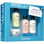 Philosophy Away We Go! 4 Piece Set