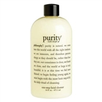 Philosophy Purity Made Simple One Step Facial Cleanser 16 oz / 473.1ml