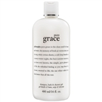 Philosophy Pure Grace Shower Gel 16 oz / 480ml