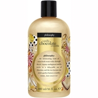 Philosophy Vanilla Chocolate Crumble Shampoo, Shower Gel & Bubble Bath 16oz / 480ml