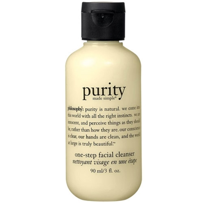 Philosophy Purity Made Simple One-Step Facial Cleanser 3oz / 90ml