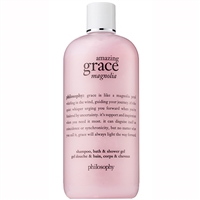 Philosophy Amazing Grace Magnolia Shampoo, Bath, & Shower Gel 16oz / 480ml