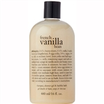 Philosophy French Vanilla Bean Shower Gel 16 oz / 480ml