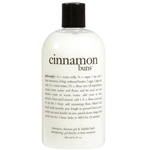 Philosophy Cinnamon Buns Shampoo, Shower Gel & Bubble Bath 480ml / 16oz