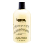 Philosophy Lemon Custard Shampoo, Shower Gel & Bubble Bath 16oz / 480ml