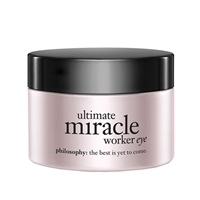 Philosophy Ultimate Miracle Worker Multi-Rejuvenating Eye Cream SPF15 0.5oz / 15ml