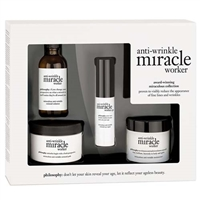 Philosophy Ultimate Anti-Wrinkle Miracle Worker 4 Piece Set