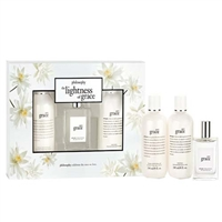 Philosophy The Lightness Of Grace 3 Piece Set