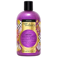 Philosophy Sugar Plum Fairy Shampoo, Shower Gel & Bubble Bath 16oz / 480ml