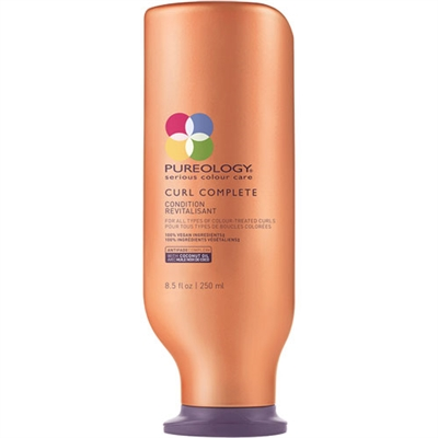 Pureology Curl Complete Conditioner 8.5oz / 250ml
