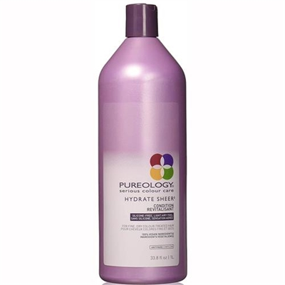 Pureology Hydrate Sheer Conditioner 33.8oz / 1L