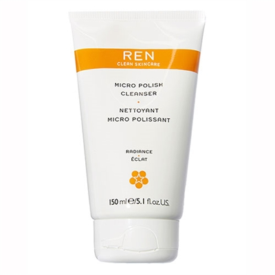 REN Micro Polish Cleanser 5.1oz / 150ml