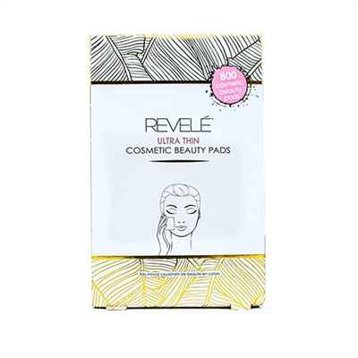 Revele Ultra Thin Cosmetic Beauty Pads 800 Count