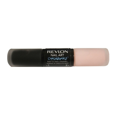 Revlon Nail Art Chalkboard Over Achiever 0.26oz / 7.68ml