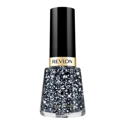 Revlon Nail Enamel 732 Graffiti Top Coat 0.5oz / 14.7ml