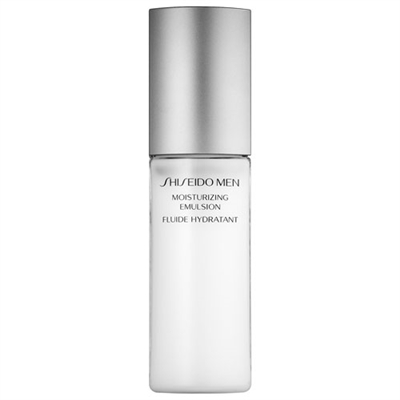Shiseido Men Moisturizing Emulsion 3.4 oz / 100ml