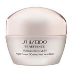Shiseido Benefiance Wrinkle Resist Night Cream 1.7 oz / 50ml