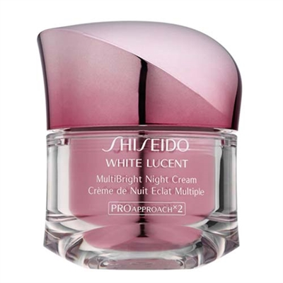 Shiseido White Lucent MultiBright Night Cream 1.7oz / 50ml
