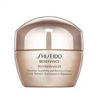 Shiseido Benefiance WrinkleResist 24  Intensive Nourishing & Recovery Cream 1.7oz / 50ml