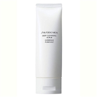 Shiseido Men Deep Cleansing Scrub 4.5oz / 125ml