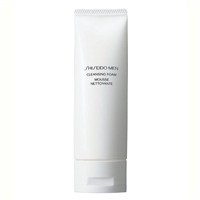 Shiseido Men Cleansing Foam 4.6oz / 125ml