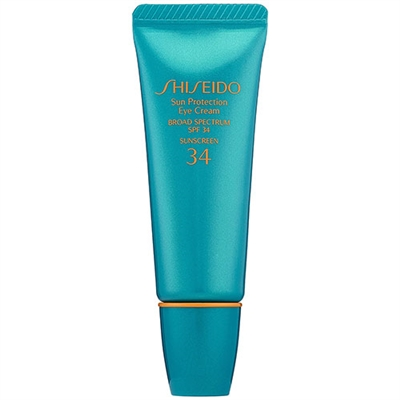 Shiseido Sun Protection Eye Cream SPF34 0.6oz / 15ml