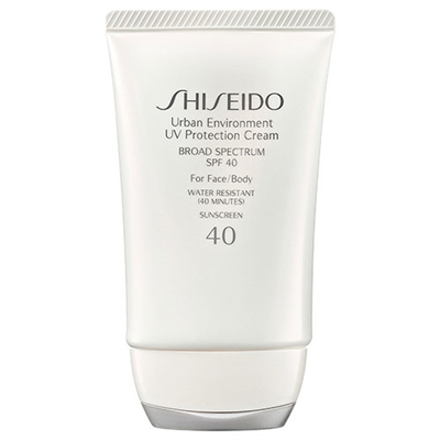 Shiseido Urban Environment UV Protection Cream SPF 40 1.9oz / 50ml