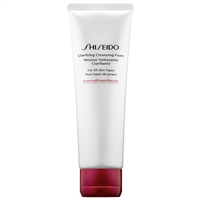 Shiseido Clarifying Cleansing Foam All Skin Types 4.6oz / 125ml