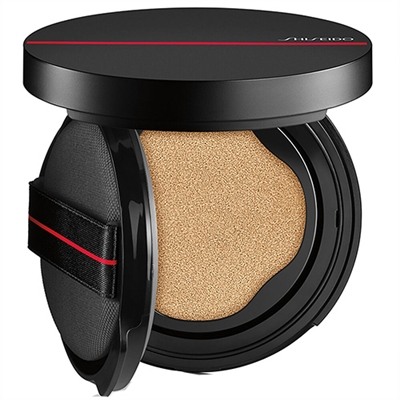 Shiseido Synchro Skin Self-Refreshing Cushion Compact 120 Ivory 0.45oz / 13g