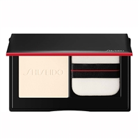 Shiseido Synchro Skin Invisible Silk Pressed Powder Translucent Matte 0.35oz / 10g