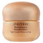 Shiseido Benefiance NutriPerfect Night Cream 1.7 oz / 50ml