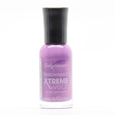 Sally Hansen Hard As Nails Xtreme Wear 445 Violet Voltage 0.40oz ...