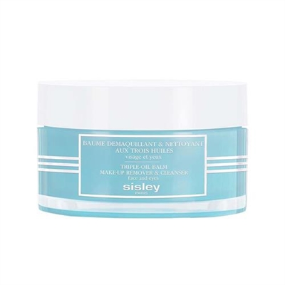Sisley Triple-Oil Balm Make-Up Remover & Cleanser 4.4oz 125g