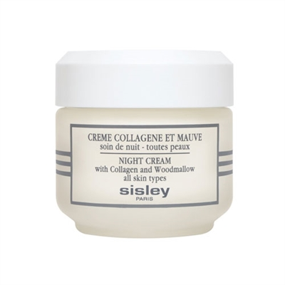 Sisley Night Cream With Collagen and Woodmallow 1.6 oz / 50ml