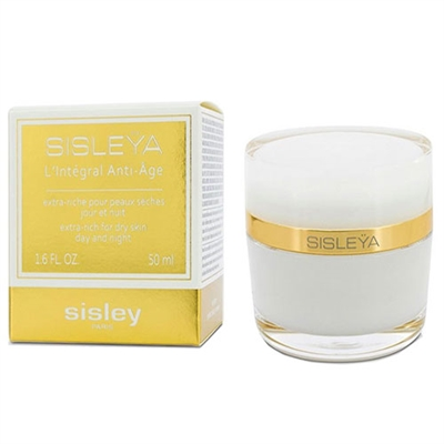 Sisley Sisleya L'Integral Anti-Age Extra Rich For Dry Skin Day & Night 1.6oz / 50ml