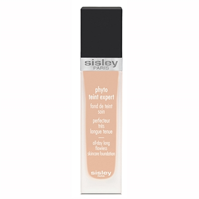 Sisley Phyto Teint Expert All-Day Long Flawless Foundation 0+ Vanilla 1oz / 30ml