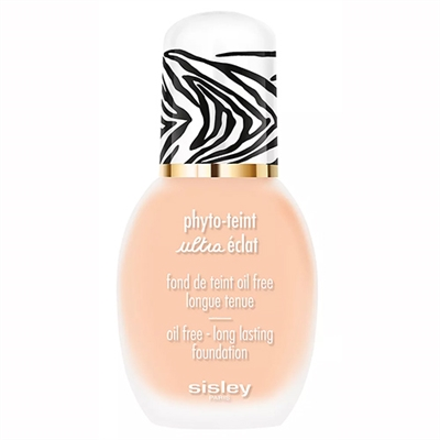 Sisley Phyto-Teint Ultra Eclat Long Lasting Foundation 0+ Vanilla 1oz / 30ml